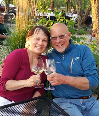 Pam & Doug Lakman, Innkeepers