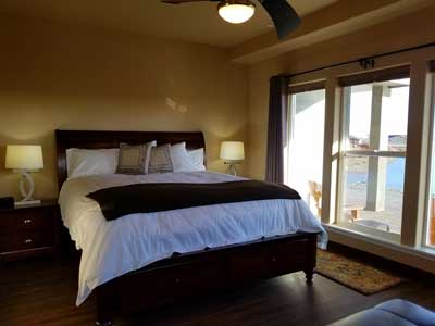 Columbia Gorge – Room 4 Bedroom