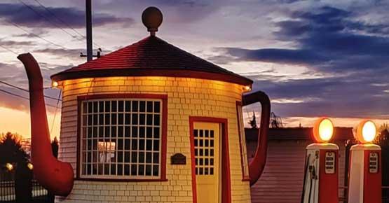 Zillah Dome Teapot