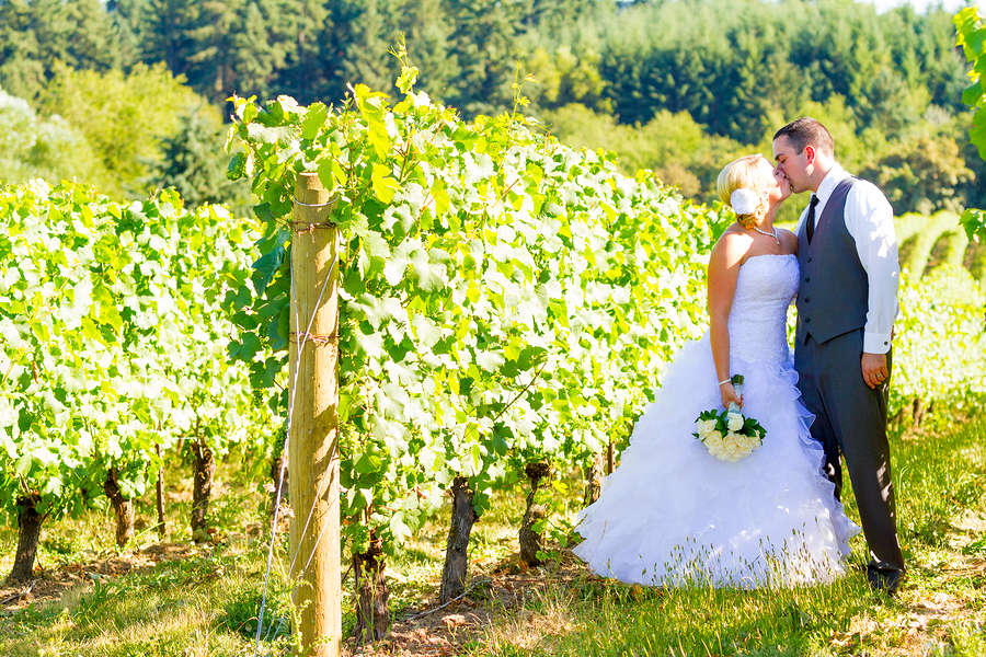 Weddings in Wine Country